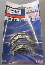 Genuine Suzuki JR50 Front / Rear Brake Shoes 64400-04811