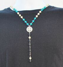 ARGENTINA JERSEY NECKLACE, Messi Maradona Argentina AFA World Cup Necklace NEW