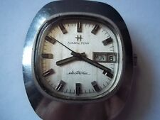 Hamilton Electronic watch. 702002-3. For parts or repair. SOLD AS-IS.  Pre-owned