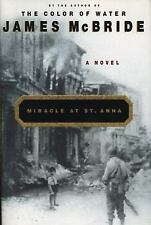 Miracle at St. Anna McBride, James Hardcover