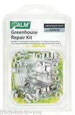 Glashaus Reparatur Kit federdraht & lap fensteröffner clips quadrat & gepflanzt
