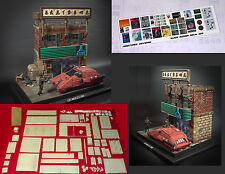 Blade Runner Model Kit Atari STREET 1/24 for Spinner Fujimi deckard sedan...
