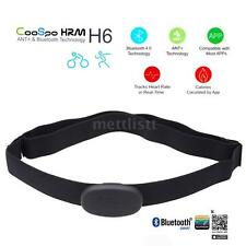 CooSpo H6 ANT Bluetooth V4.0 Wireless Sport Heart Rate Monitor Chest Strap Q3EL