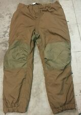 USMC Issue Extreme Cold Weather Happy Suit Pants Size Large Long