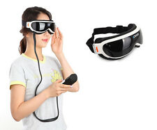 Eye Massager with Heating Air Pressure Vibration Massage MP3 Temple Acupressure