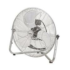 "Garrison 18"" 3,800 CFM Industrial Job Site Aluminum Floor Fan 2477845"