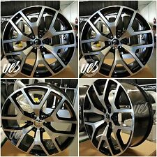"""26"""" INCH GMC SIERRA WHEELS RIMS FIT TOYOTA TACOMA Replacement wheels"""