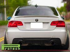 300 White Performance High Kick Trunk Spoiler Fit BMW E92 328i 335i Coupe 07-13