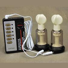 Electro Pulse nipple Extender Plug Enlarger Ring Pump vacuum twist powerful