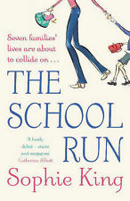 The School Run - Sophie King - Paperback Book - Good Condition