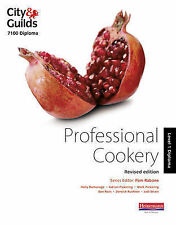 City & Guilds 7100 Diploma in Professional Cookery: Candidate Handbook Level 1 (