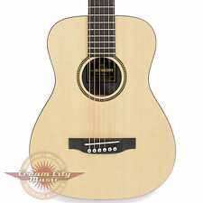Brand New Martin LXM Little Martin Travel Acoustic Guitar Natural