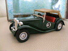 Matchbox 1945 MGTC Y-8 Models of Yesteryear 'Made in England'