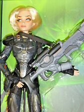 "Disney 17"" LIMITED EDITION Doll - SERGEANT CALHOUN from WRECK IT RALPH"