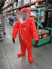 Kappler Haz-mat Suit Responder Plus Protection Level A 43580 SN:000173052