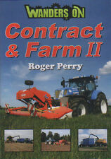 Big Tractor DVD: CONTRACT & FARM II - Roger Perry (Wanderson)