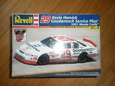 KEVIN HARVICK 29 Revell Goodwrench Service Plus Model Kit 1:24 New/Unsealed