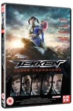 TEKKEN - BLOOD VENGEANCE - DVD - REGION 2 UK