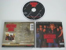 DANGEROUS MINDS/MUSIC FROM THE MOTION PICTURE (MCA SOUNDTRACKS MCD 11228) CD