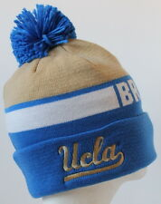 UCLA Bruins - adidas Multicolor Blue/Gold/White Knit Cap Beanie