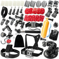 Outside Accessories Kit for Gopro Go Pro HD Hero 5 4 3 3+ 2 SJCAM SJ4000 SJ5000