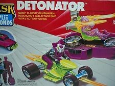 D0556145 DETONATOR M.A.S.K. MASK MISB MINT IN FACTORY SEALED BOX VINTAGE