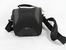 GUC Camera Bag LOWEPRO Apex 140 AW All Weather w/ protector Shoulder DSLR black