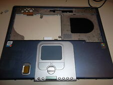 Used palmrest/glidepad/biometric scanner from Micron T2000 P4m laptop, see photo