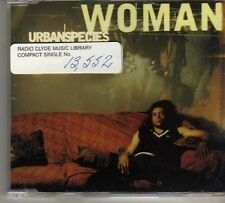 (BN842) Urban Species, Woman - 1999 DJ CD