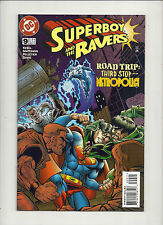 Superboy and the Ravers  #9  VF+
