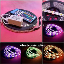 5050 RGBW RGB+Cool / Warm white 5M 300 led LED Strip Light +40key Controller