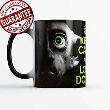 Dobby mug, Keep Calm and Love Dobby, Magic mug, Harry Potter Mug, Dobby Elf Mug