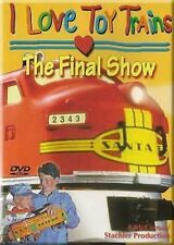 I Love Toy Trains Final Show DVD Kids Children