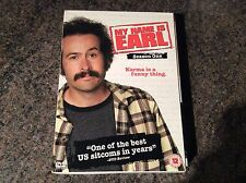 My Name Is Earl Series 1 Dvd! Look At My Other Dvds!
