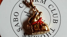 ☆*♥*☆ Thomas Sabo Lindt Goldhase Edition Neu ☆*♥*☆