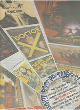 MOVIE POSTER SALES RESULTS 2006 eMOVIEPOSTER.COM & MOVIE COLLECTOR'S WORLD MAG