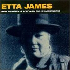 Etta James - How Strong Is a Woman: Island Sessions [New CD] Manufactured On Dem