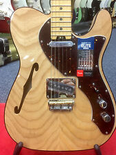FENDER American Elite Telecaster Thinline  Natural mit original Koffer!!