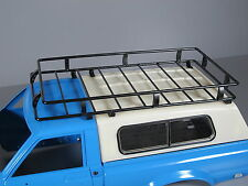 Custom Metal Roof Luggage Tool Rack Mount for any scale 1/10 Tamiya RC4WD Truck