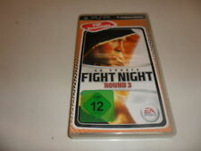 Playstation portable psp Fight Night 3 [Essentials]