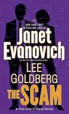 The Scam: A Fox and O'Hare Novel, Goldberg, Lee, Evanovich, Janet, New Book