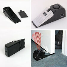 New Gate Resistance Home Door Stop Alarm Vibration Trigger Security System 120DB