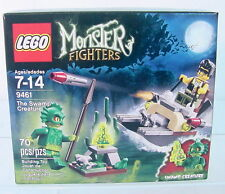 MONSTER FIGHTERS~ Lego # 9461 The Swamp CREATURE~ ~ Factory Sealed~