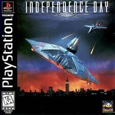Independence Day - PS1 PS2 Complete Playstation Game
