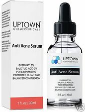 Uptown Cosmeceuticals - Anti-Acne Serum - Cutting Edge Skincare Product-30ml