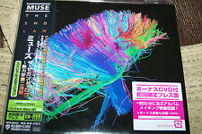 MUSE 2ND LAW CD+DVD Special Limited JAPAN with  stickerMEGA RARE NEW FREESHIP