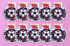 The Football League Sleeve Embroidery Soccer Patch / Badge x 5 sets