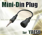 Mini-Din Plug for Yaesu VX-170 VX-177 VX-6R VX-7R radio