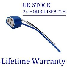 FOR LAND ROVER DISCOVERY H4 CERAMIC BULB HOLDER UPGRADE 100W+ -BH4