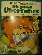 altes Sammler-Heft GROSSER ASTERIX & OBELIX BAND XXII Die große Überfahrt 1976